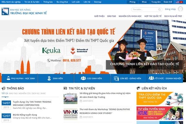 Thiết kế website tại Thị xã Hồng Lĩnh Hà Tĩnh
