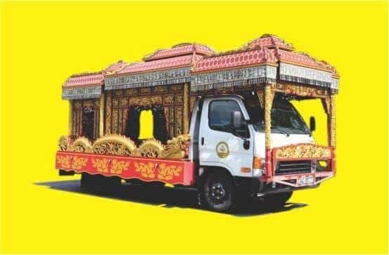 Cho thuê xe phục vụ tang lễ TP Vinh Nghệ An
